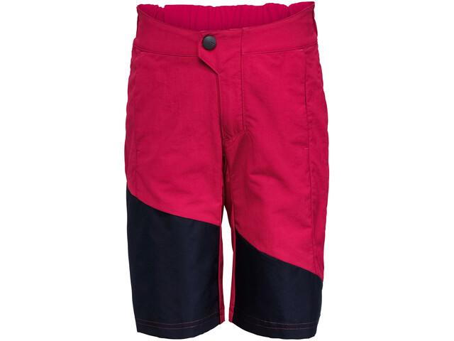 VAUDE Moab Shorts Kids crimson red
